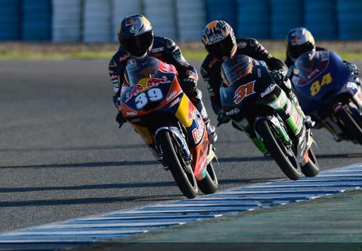 Salom y Espargaró cierran los test de Jerez con el mejor tiempo