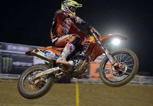 Antonio Cairoli renueva con KTM
