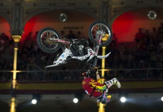 Comienza el Red Bull X-Fighters 2013 en México