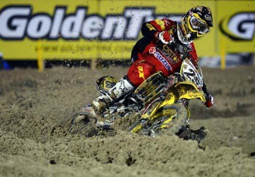 Motocross: Clement Desalle y Jeffrey Herlings vencen el GP de Qatar