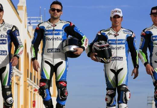 El Avintia Racing presenta sus armas en Monteblanco