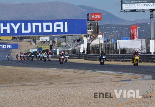 Las carreras de motos vuelven al Jarama