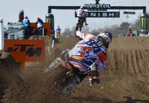 Motocross: Cairoli y Herlings vencen el GP de Holanda