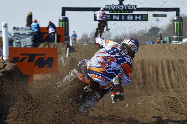 Herlings GP Holanda MX2