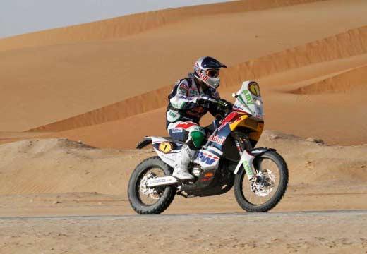 Mundial Raids: Abu Dhabi comienza la temporada 2013 con el Desert Challenge