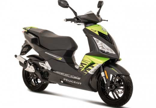 Los scooters Peugeot te invitan al Gran Premio de Jerez
