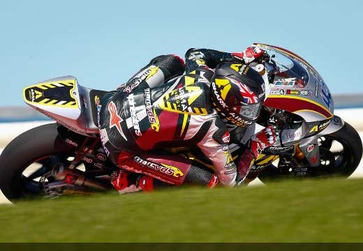 Scott Redding pole de Moto2 en Austin