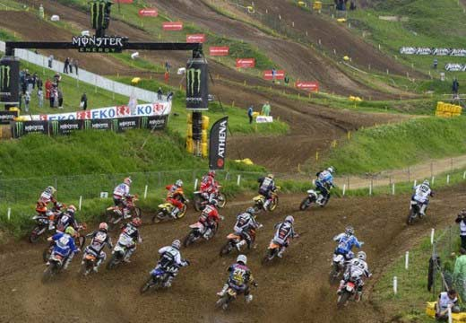 Mundial Motocross: Paulin y Herlings vencen el GP de Bulgaria