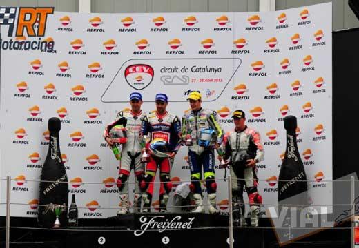 Xavi Forés campeón en CEV Stock Extreme Montmeló