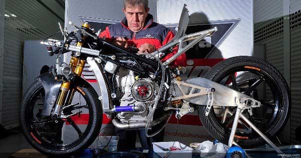 Moto3 2013: las novedades en las motos del mundial
