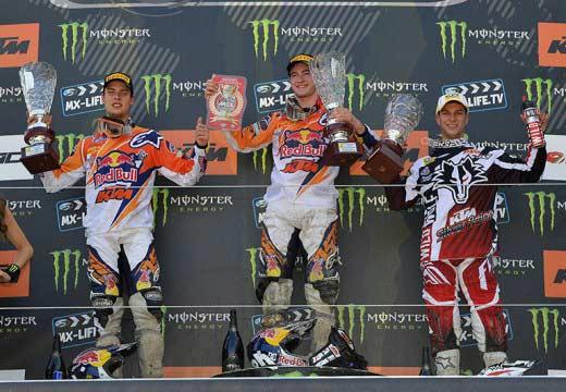 Mundial de Motocross: Herlings vence en las dos mangas de Trentino