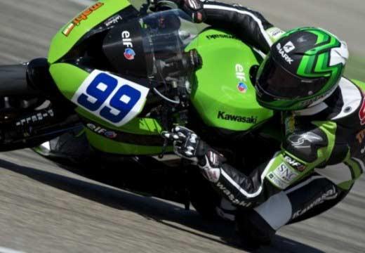 Fabien Foret vence la carrera de Supersport en Motorland Aragón