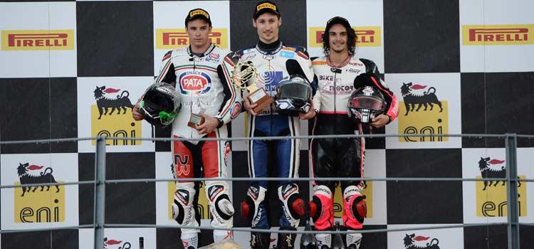 Decididas el resto de poles en Monza, mientras que Morrentino gana en STK600