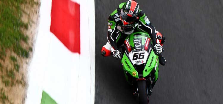 Tom Sykes se hace con la pole de Superbikes en Monza