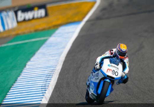 GP Jerez: Tito Rabat deslumbra en la carrera de Moto2