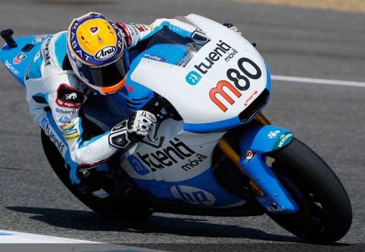 GP Jerez: Tito Rabat logra la pole en Moto2