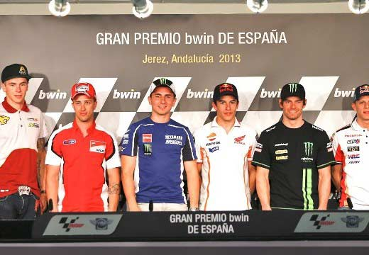 Previa GP Jerez 2013