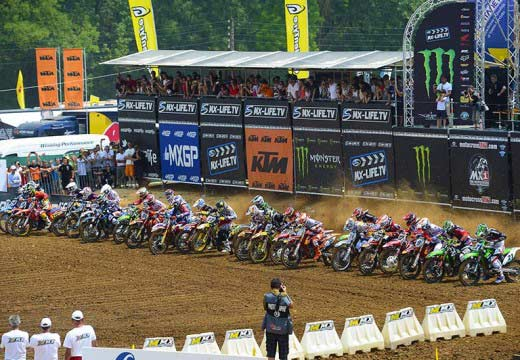 Cambios para el Mundial de Motocross 2014; se crea un Europeo de 300cc