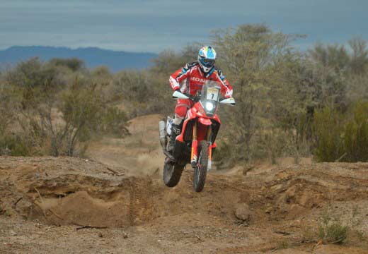 Desafío Ruta 40: Javier Pizzolito vence la tercera etapa y se pone líder
