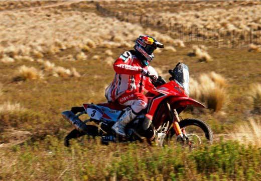 Desafío Ruta 40: Helder Rodrigues comienza al mando del Rally