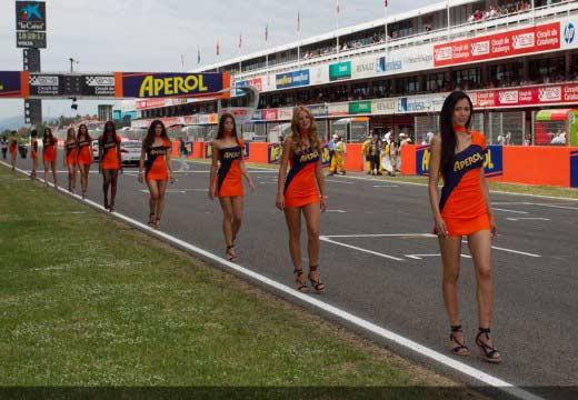 Previa GP Cataluña 2013