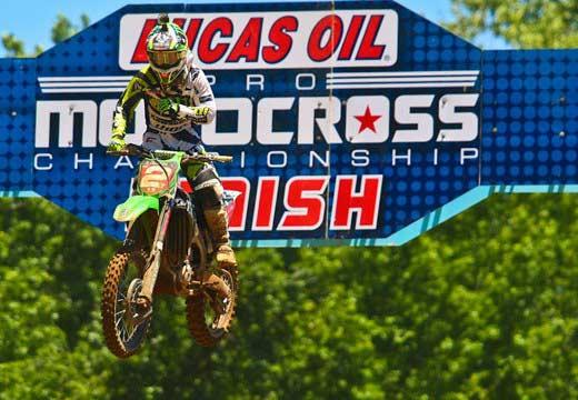 AMA Motocross: Carreras de Budds Creek en HD