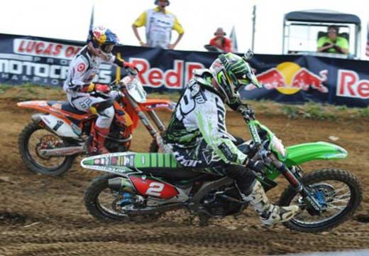 AMA Motocross: Carreras de High Point en HD
