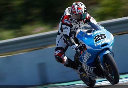 ¿Viñales a Moto2 en 2014?