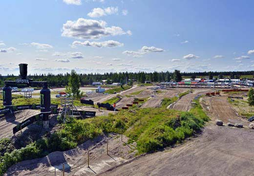 GP Finlandia de MX: Previa y horarios
