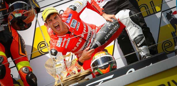 Jordi Torres correrá en 2015 en Superbike
