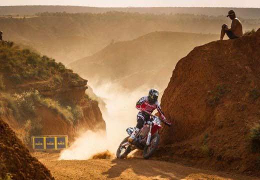 Baja Aragón 2013: Victoria de etapa para Barreda