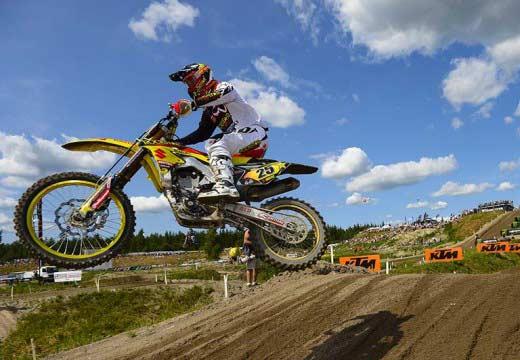 Mundial de MX: Desalle y Coldenhoff se llevan la pole en Finlandia