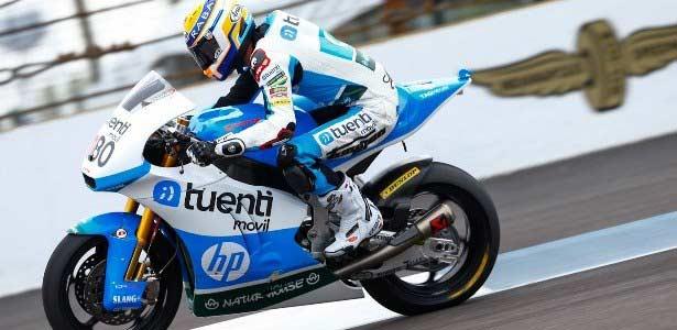 Tito Rabat, estrategia perfecta para ganar en Indianápolis Moto2