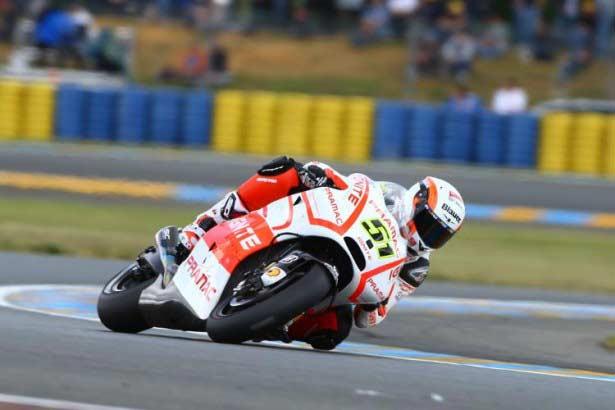 Ducati-Testpilot-Michele-Pirro