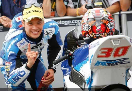 Segunda pole del año para Nakagami en Brno