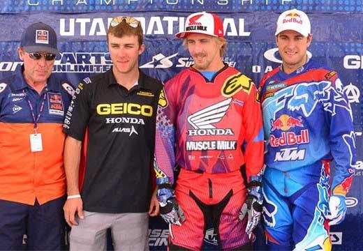 EEUU confirma su equipo para el MXoN 2013