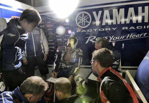 Yamaha, el Seamless y su secretismo en Brno