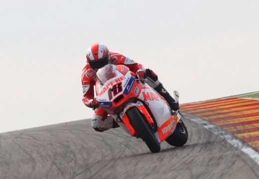 Terol gana de manera autoritaria en Moto2 Motorland