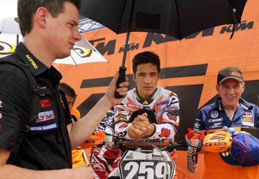 Glenn Coldenhoff firma por Suzuki para 2014
