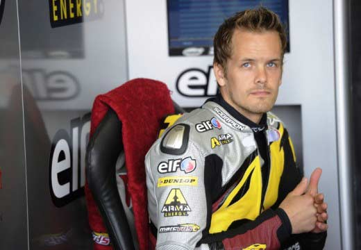 Mika Kallio disputará la última carrera del CIV con BMW