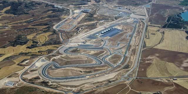 Previa Motorland 2013