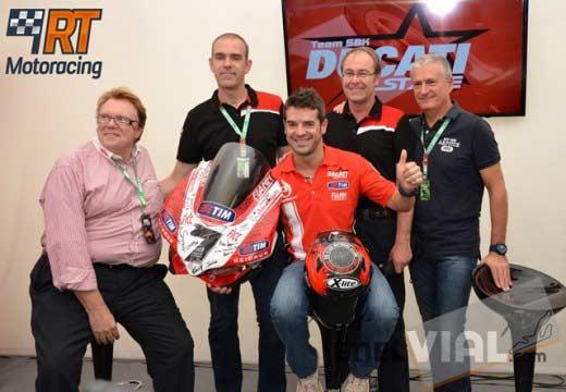 Checa anuncia oficialmente en Jerez su retirada