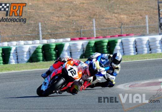 Forés, Ramos y Migno logran la pole en el europeo de Albacete