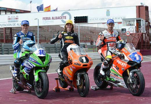 Forés, Ramos y Hanika los nuevos campeones de Europa en Albacete