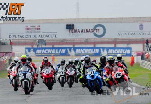 Galería de fotos del campeonato de Europa de Velocidad en Albacete 2013