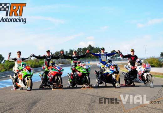 Galería de fotos del mundial de Superbikes en Jerez