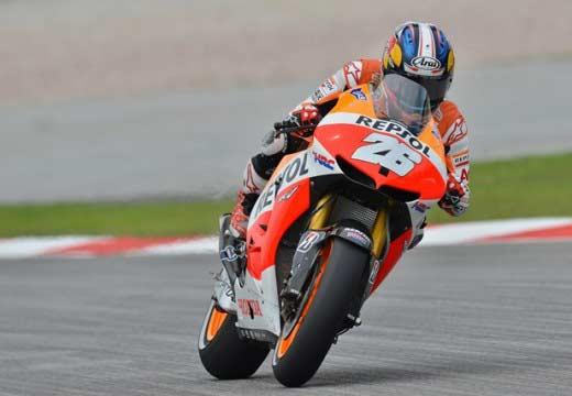 Dani Pedrosa vence el Gran Premio de Malasia 2013 de MotoGP