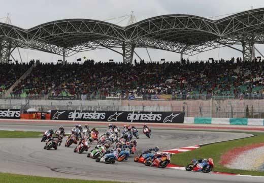 Salom gana en Moto3 y Rabat en Moto2 en Malasia