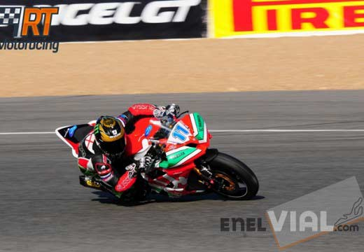 Lowes y Guarnoni suman una nueva pole en Supersport y Superstock 1000