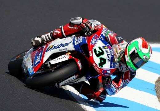 Giugliano y Davies pilotarán las Ducati oficiales en Superbike 2014